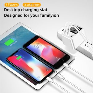 40W QC 3.0+PD Fast Charger