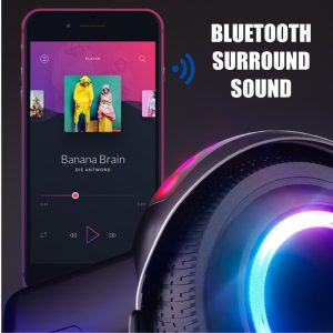 """Hoverboard 6.5""""  with Bluetooth Speaker and LED Light"""