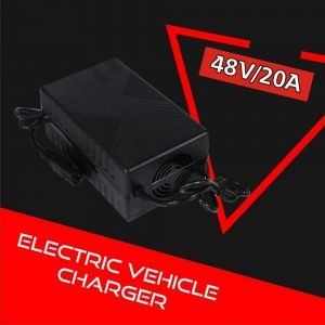 Electric Vehicle Charger 48V 20A (Lithium-ion)